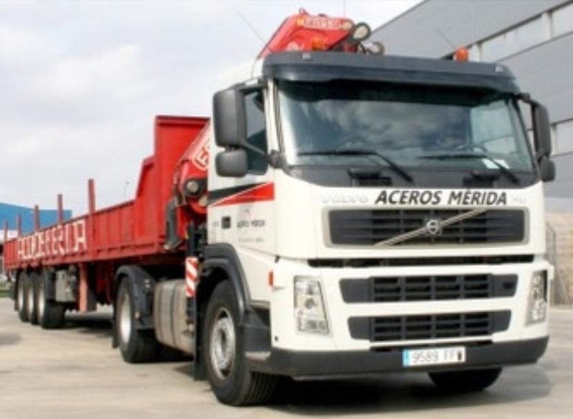 Aceros Mérida Extremadura - Transporte 3