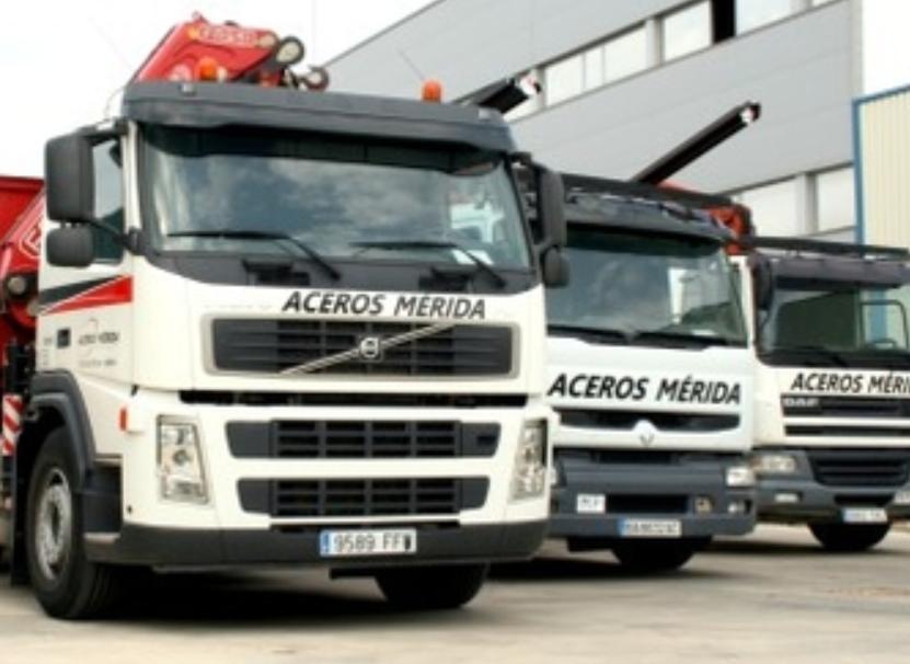 Aceros Mérida Extremadura - Transporte 1